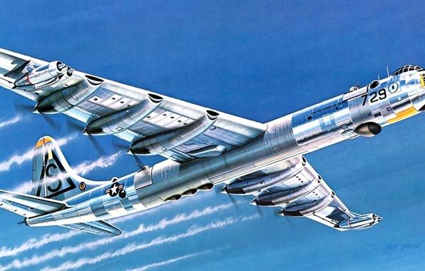 B-36bb - Несостоявшееся ядерное нападение на СССР