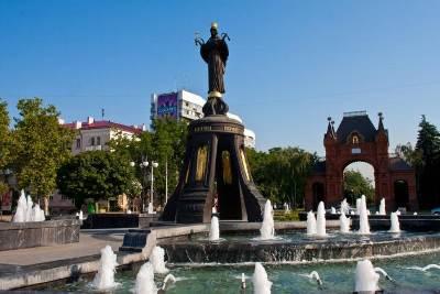 Свято-Екатерининский фонтан 1