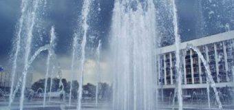 Фонтан в Краснодаре — не просто фонтан