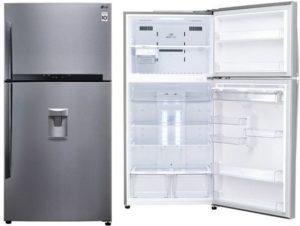 Изобретение холодильника