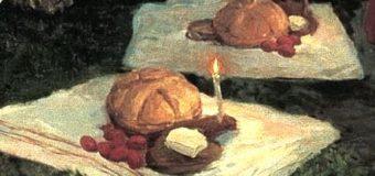 История пасхального кулича