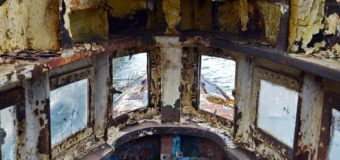 Подводные лодки в степях Украины, точнее — всего одна