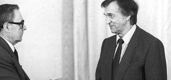 По праву ли Горбачёв получил Нобелевскую премию?